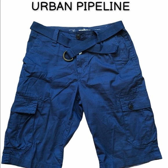 URBAN PIPELINE cargo shorts